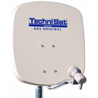 SAT TechniSat DigiDish 45 + Single LNB Beige