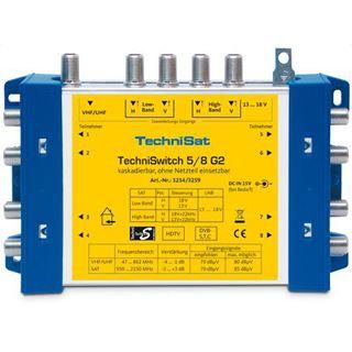 TechniSat TechniSwitch 5/8 G2 inkl. Netzteil