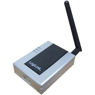 LogiLink PS0005B Wireless 1x USB/WLAN/100-Mbit