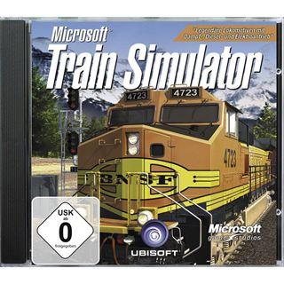 AK Tronic Train Simulator (PC)