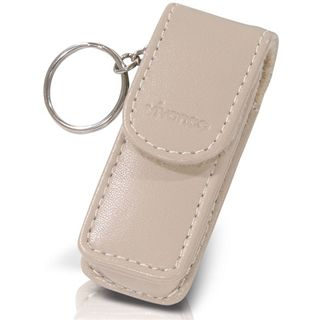 Vivanco VIVANCO MP USB CR USB Stick Tasche,cream,innen 6,5x2x1cm