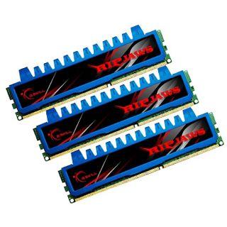 12GB G.Skill Ripjaws DDR3-1600 DIMM CL8 Tri Kit