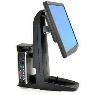 Ergotron 33-338-085 Neo-Flex All-In-One Standfuß Tischhalterung schwarz