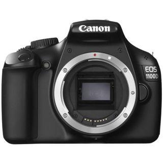 Canon EOS 1100D Body (ohne Objektiv)