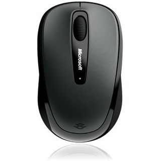 Microsoft Mouse 3500 OEM USB schwarz (kabellos)