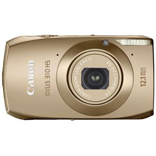 Canon Ixus 310 HS gold