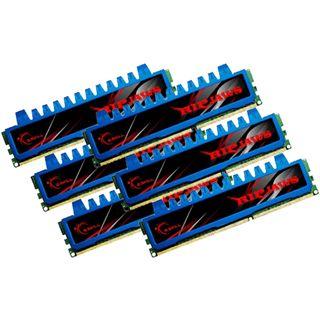24GB G.Skill Ripjaws DDR3-1600 DIMM CL7 Hex Kit