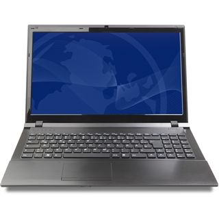 "Notebook 15,6"" (39,60cm) Terra Mobile 1511, 2GB, 250GB, ATI HD3200, Win7HP"