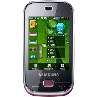 Samsung B5722 DuoS Elegant Pink