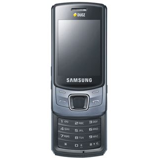 Samsung C6112 DuoS Omega Blue