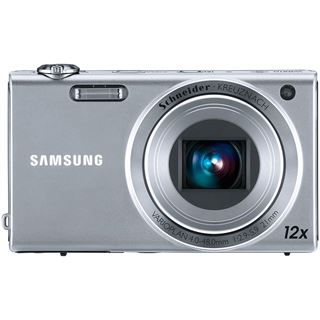 Samsung WB210 silber