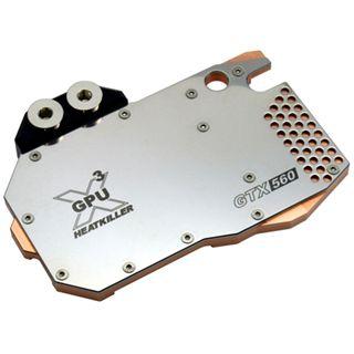 Watercool Heatkiller GPU-X3 GTX560 Hole Edition Full Cover VGA Kühler