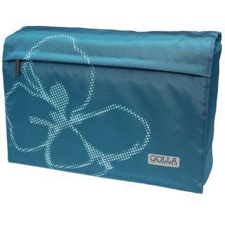 "Golla Laptop Bag Basic Style - ZAC - Size 16"" - türkis"