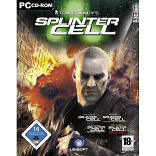 AK Tronic Software & Splinter Cell Complete 16 (PC)