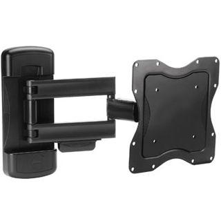 Ergotron 60-618 Neo-Flex Niedrigprofil-Befestigungsarm VHD Wandhalterung schwarz