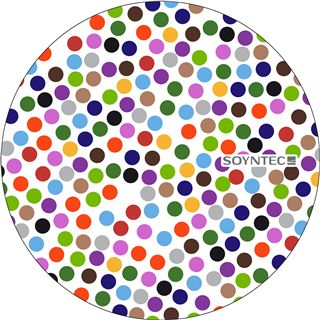 Soyntec Maus-Pad Inppad 110 Pearls Colors