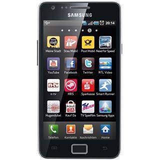 Samsung Galaxy S2 I9100 16 GB schwarz