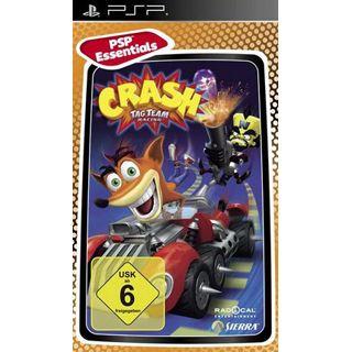 Activision Crash Tag Team Racing - Essentials (PSP)