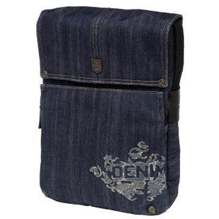 Golla Laptop G Bag DENIM - WORDUP - dunkelblau