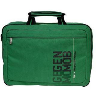 Golla Laptop Bag Cabin Style - MAXIM - grün