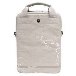 Golla Laptop Bag Lite Style - SUMMER - hellgrau