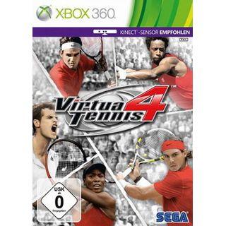 Sega Virtua Tennis 4 Kinect (XBox360)