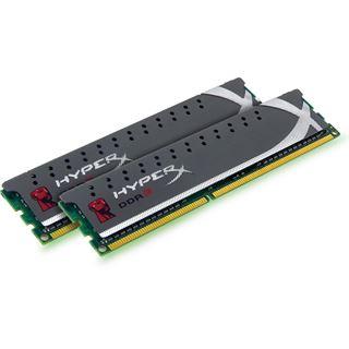 4GB Kingston HyperX Plug n Play DDR3-1600 DIMM CL9 Dual Kit
