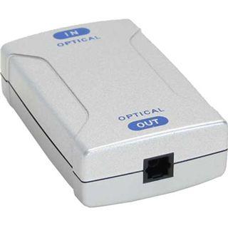 InLine Audio Verstärker für Toslink Signale (89900A)