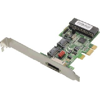 Dawicontrol DC-310e 2 Port PCIe x1 retail