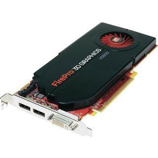 1024MB AMD FirePro 3D V5800 Aktiv PCIe 2.1 x16 (Retail)