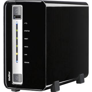 QNAP VioStor VS-2004L 1LAN 4-CH ohne Festplatten