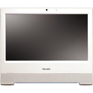 Shuttle Barebone AIO-X50V2 PLUS 39.6cm Touch NM10 D525 white