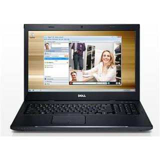"Notebook 17,3"" (43,94cm) Dell Vostro 3750 -Red- i3-2310M/2048MB/250GB/44 cm (17,3"") W7HP 1yr Abhol-und Reparaturservice"