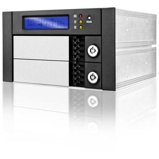 "Raidon ICY BOX 3.5"" (8,89cm) SATA 3 GB/s schwarz"