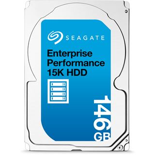 "146GB Seagate Performance 15K HDD ST9146853SS 64MB 2.5"" (6.4cm) SAS 6Gb/s"