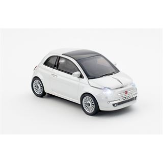 Sunny Trade Fiat 500 neu USB weiß (kabellos)