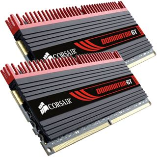 8GB Corsair Dominator GT DDR3-1866 DIMM CL9 Dual Kit