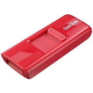 8 GB SanDisk Cruzer rot USB 2.0