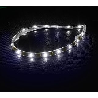 BitFenix 50cm weißer LED-Strip mit 15 LEDs für Gehäuse (BFA-AAL-50WK15-RP)