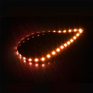 BitFenix 60cm oranger LED-Strip mit 30 LEDs für Gehäuse (BFA-ACL-60OK30-RP)