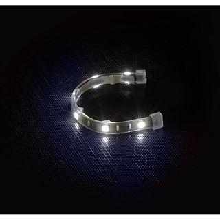 BitFenix 20cm weißer LED-Strip mit 6 LEDs für Gehäuse (BFA-AAL-20WK6-RP)