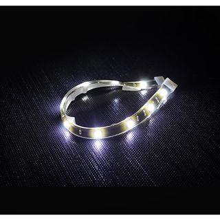 BitFenix 30cm weißer LED-Strip mit 9 LEDs für Gehäuse (BFA-AAL-30WK9-RP)