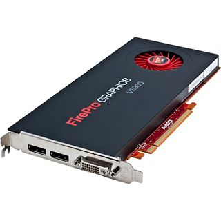 2048MB AMD FirePro 3D V5900 Aktiv PCIe 2.1 x16 (Retail)