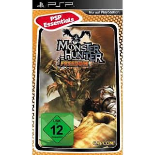 Capcom Monster Hunter Freedom - Essentials (PSP)