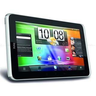 """7"""" (17,80cm) HTC Flyer Wifi/3G mit T-Mobile-Branding schwarz/silber 32GB"""