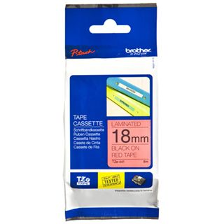 Brother TZE-441 LAMINATED TAPE 18mm 8m