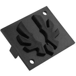 BitFenix Badge schwarz Logo für Shinobi (BFC-SNB-150-KLOG-SP)