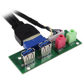 Lian Li PW-IO4M8500 I/O-Panel - USB 3.0