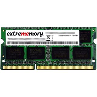 1GB Extrememory Value DDR2-800 SO-DIMM CL6 Single