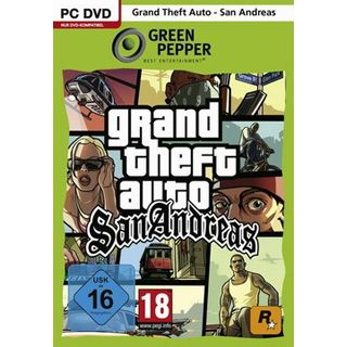 AK Tronic Take 2 GTA: San Andreas (PC)